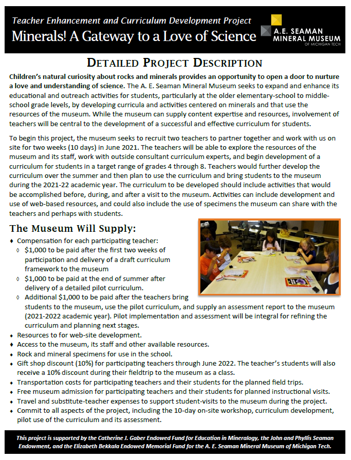 image of second of project flyer